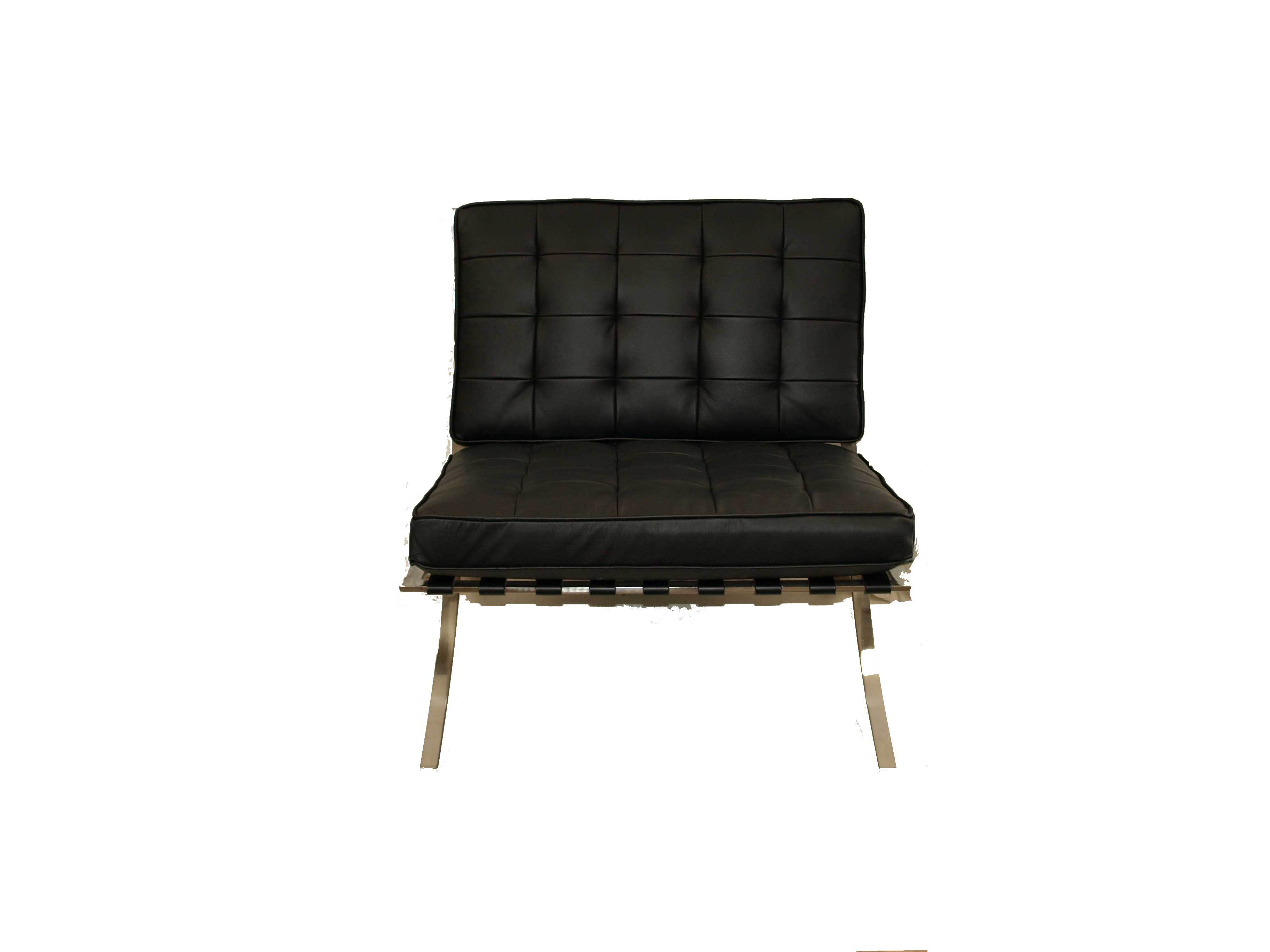 Barcelona Single Seat Black
