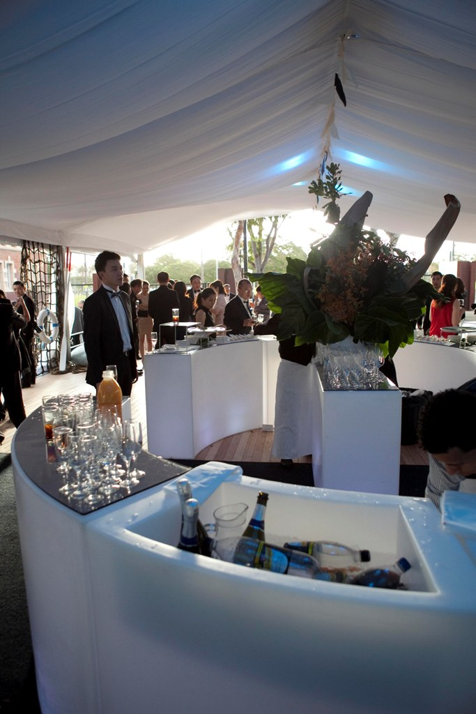 Illuminated Dining Table Eluma Event Solutions