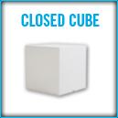 closed-cube