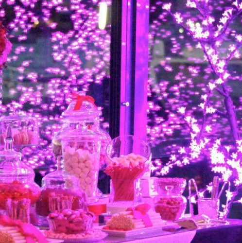 Party LED Blossom Trees