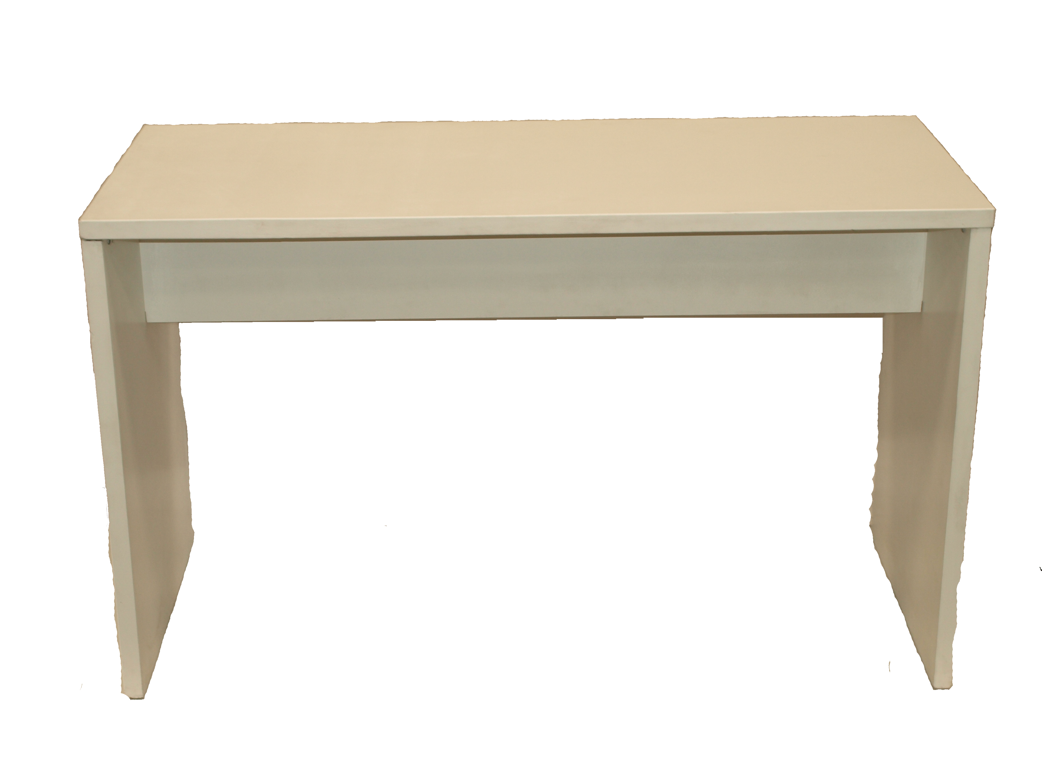 1.8m White High Table