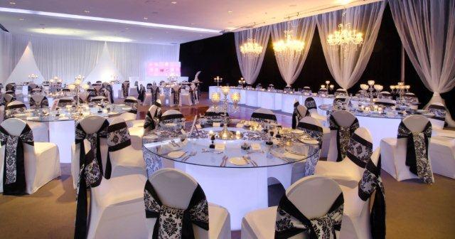 Illuminated Wedding Table