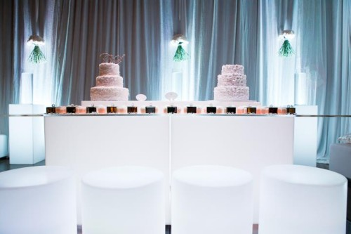 Illuminated Wedding Table